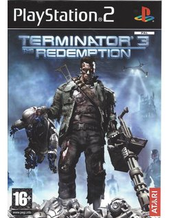 TERMINATOR 3 THE REDEMPTION voor Playstation 2