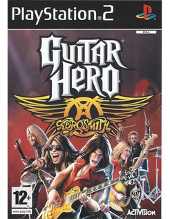 GUITAR HERO AEROSMITH voor Playstation 2