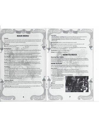 GUITAR HERO AEROSMITH für Playstation 2 PS2