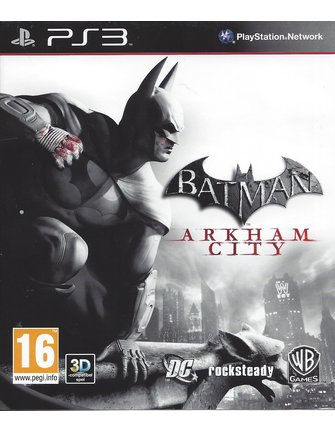 BATMAN ARKHAM CITY voor Playstation 3 PS3