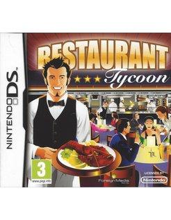 RESTAURANT TYCOON voor Nintendo DS