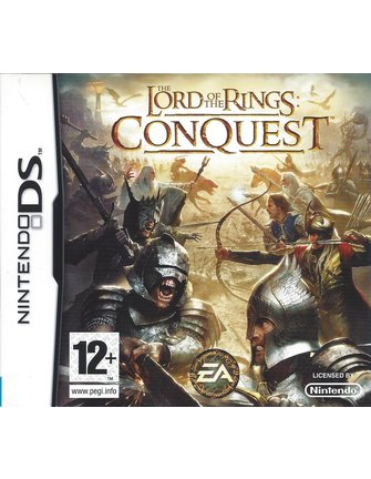 THE LORD OF THE RINGS CONQUEST für Nintendo DS