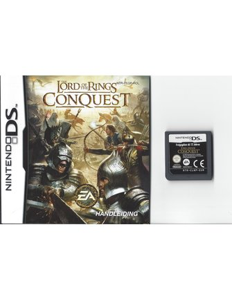 THE LORD OF THE RINGS CONQUEST voor Nintendo DS