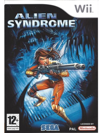 ALIEN SYNDROME for Nintendo Wii