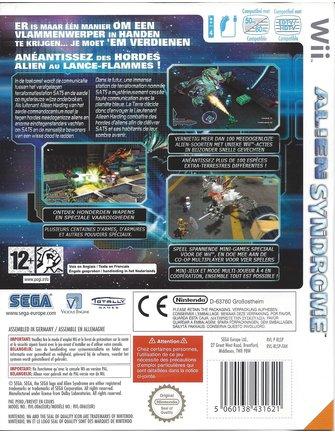 ALIEN SYNDROME für Nintendo Wii