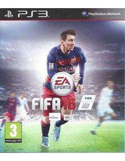 FIFA 16 voor Playstation 3 PS3