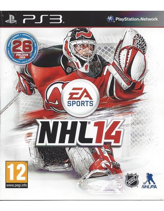 NHL 14 voor Playstation 3 PS3
