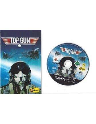 TOP GUN voor Playstation 2 PS2
