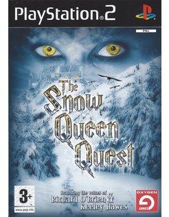 THE SNOW QUEEN QUEST voor Playstation 2 PS2