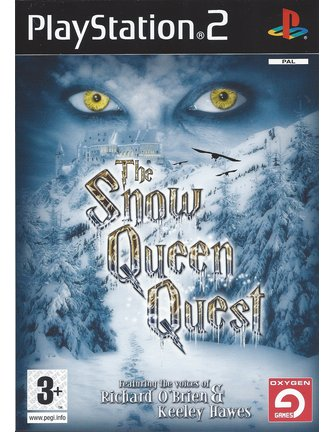 THE SNOW QUEEN QUEST für Playstation 2 PS2