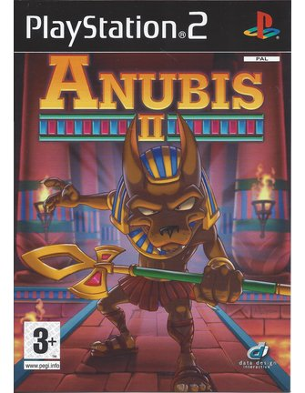 ANUBIS II (2) for Playstation 2 PS2