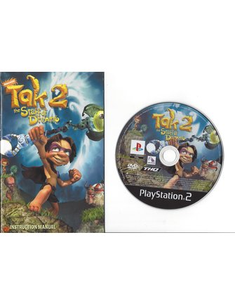 TAK 2 THE STAFF OF DREAMS voor Playstation 2 PS2
