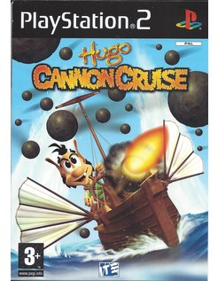HUGO CANNON CRUISE voor Playstation 2 PS2