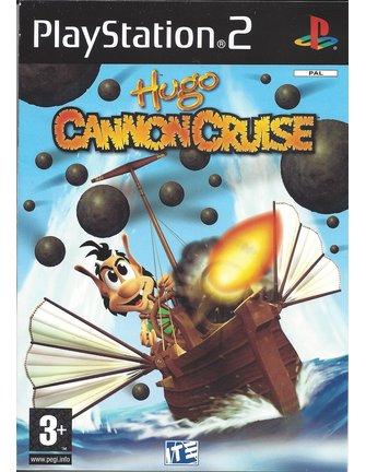 HUGO CANNON CRUISE für Playstation 2 PS2