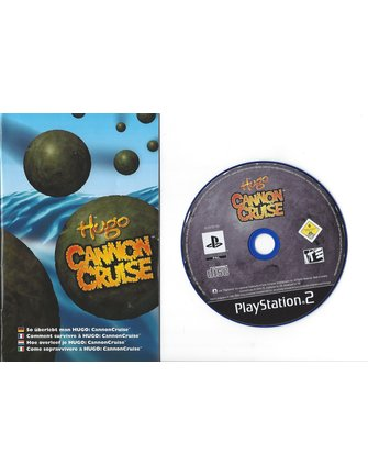 HUGO CANNON CRUISE for Playstation 2 PS2