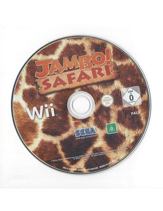 JAMBO SAFARI RANGER ADVENTURE voor Nintendo Wii