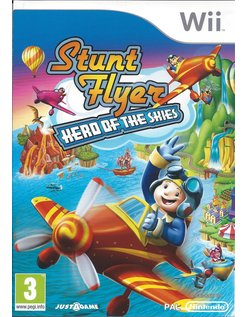 STUNT FLYER HERO OF THE SKIES voor Nintendo Wii