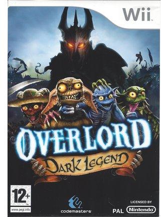 OVERLORD DARK LEGEND for Nintendo Wii