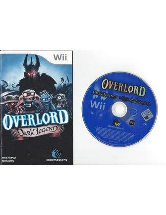 OVERLORD DARK LEGEND voor Nintendo Wii