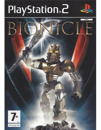 LEGO BIONICLE voor Playstation 2 PS2
