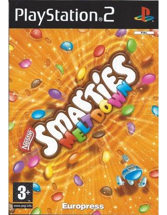 SMARTIES MELTDOWN für Playstation 2 PS2