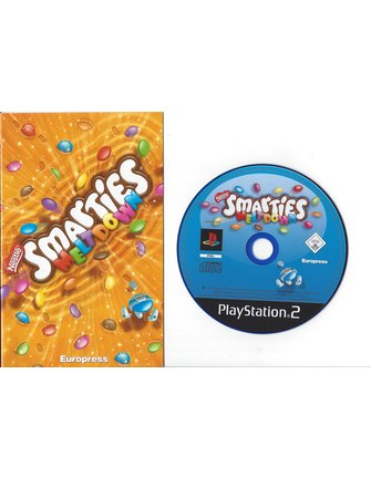 SMARTIES MELTDOWN for Playstation 2 PS2