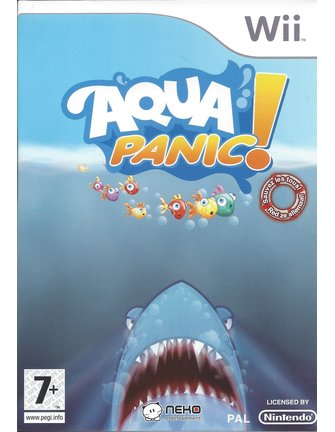 AQUA PANIC für Nintendo Wii