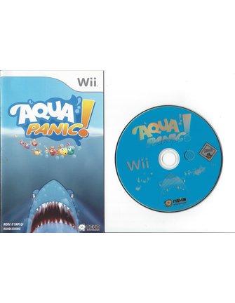 AQUA PANIC voor Nintendo Wii