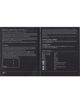 GRAN TURISMO 5 ACADEMY EDITION voor Playstation 3 PS3
