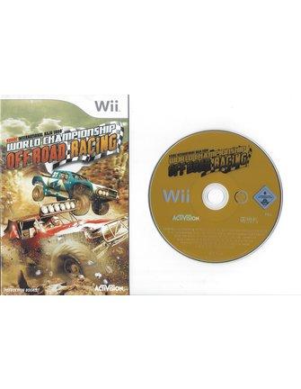 BAJA 1000 WORLD CHAMPIONSHIP OFF ROAD RACING for Nintendo Wii