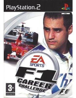 F1 CAREER CHALLENGE für Playstation 2 PS2