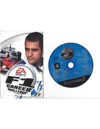 F1 CAREER CHALLENGE voor Playstation 2 PS2