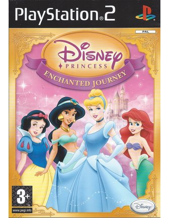 DISNEY PRINCESS ENCHANTED JOURNEY for Playstation 2 PS2