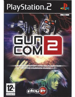GUNCOM 2 voor Playstation 2 PS2