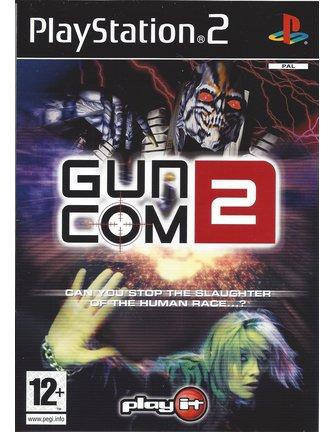 GUNCOM 2 voor Playstation 2 PS2