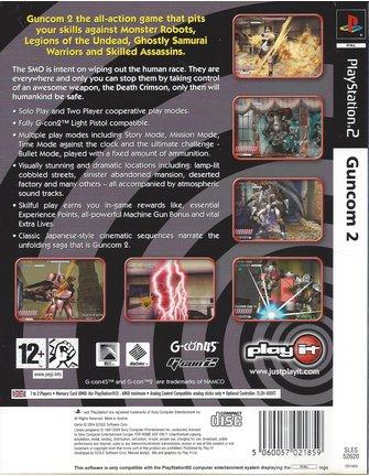 GUNCOM 2 für Playstation 2 PS2