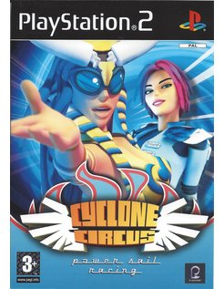 CYCLONE CIRCUS voor Playstation 2 PS2