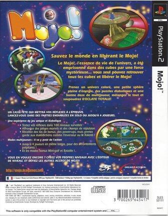 MOJO for Playstation 2 PS2