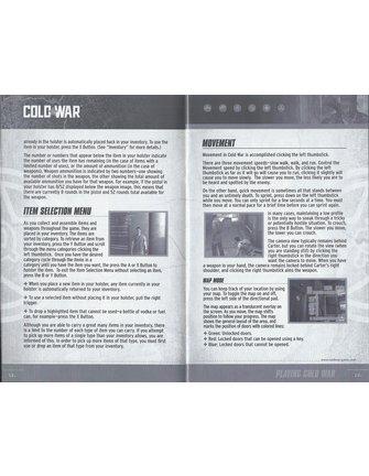COLD WAR voor Xbox