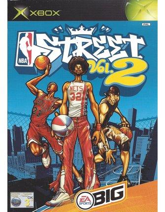 NBA STREET VOL. 2 voor Xbox