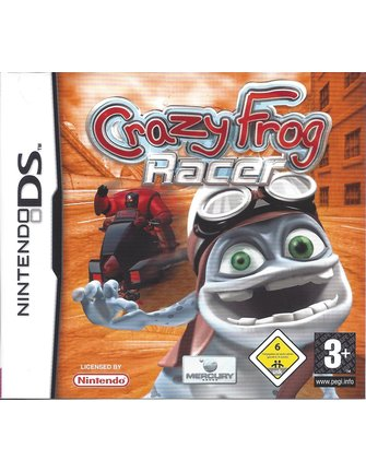 CRAZY FROG RACER für Nintendo DS