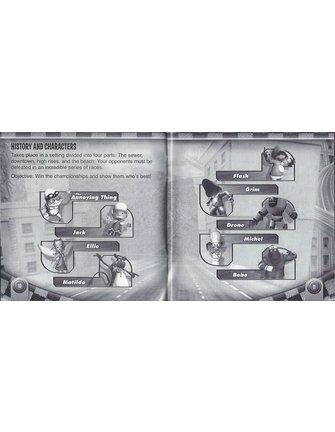 CRAZY FROG RACER for Nintendo DS