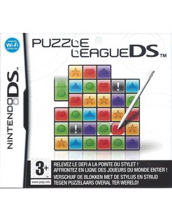 PUZZLE LEAGUE DS voor Nintendo DS