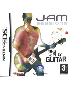 JAM SESSIONS voor Nintendo DS
