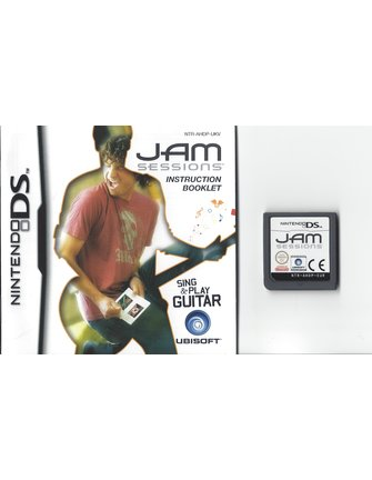 JAM SESSIONS for Nintendo DS