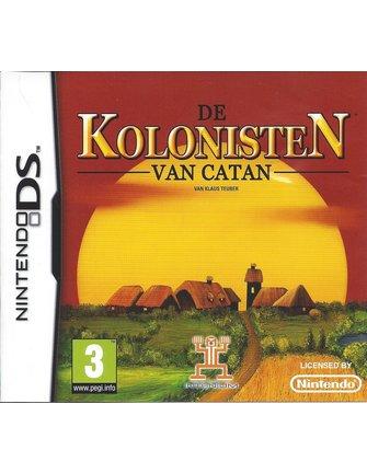 DE KOLONISTEN VAN CATAN for Nintendo DS