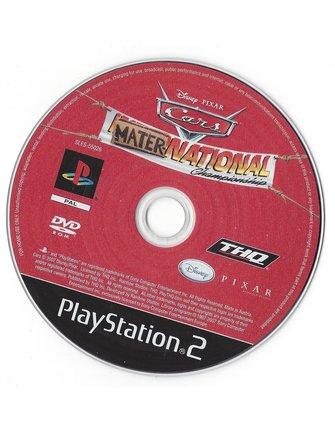 CARS DE INTERNATIONALE RACE VAN TAKEL voor Playstation 2 PS2