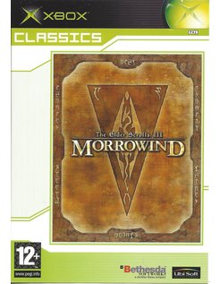 THE ELDER SCROLLS III (3) MORROWIND voor Xbox