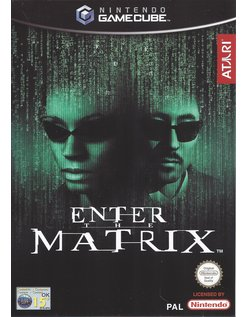 ENTER THE MATRIX voor Nintendo Gamecube