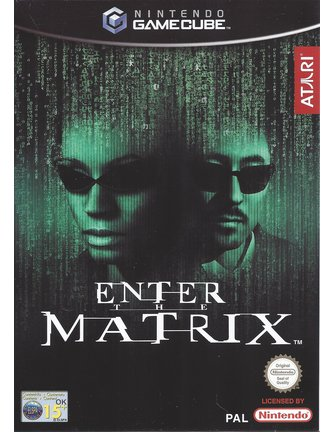 ENTER THE MATRIX for Nintendo Gamecube